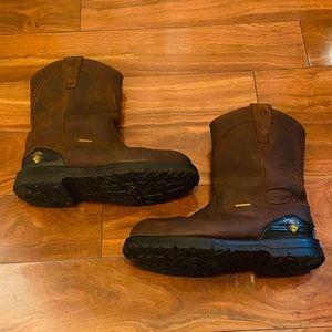 Herman Survivor Steel Toe Boots